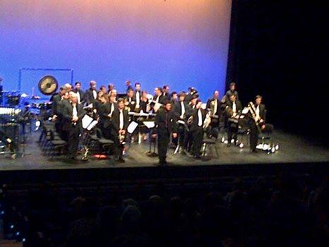Dernier concert avant Perth (B. Piasentin)