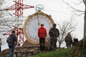 Chronomètre géant