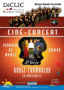 "Conte musical ""Les aventures d'Oliver"" @ Bougé Chambalud 38150 | Bougé-Chambalud | Auvergne-Rhône-Alpes | France"